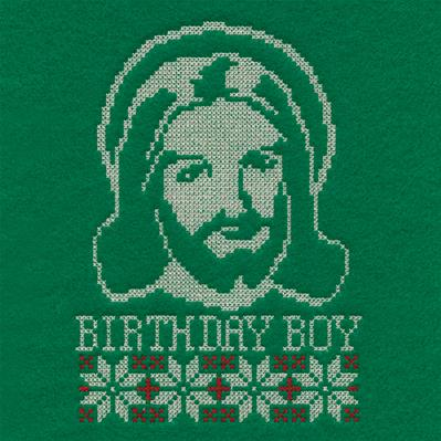 Birthday Boy (Cross Stitch)_image