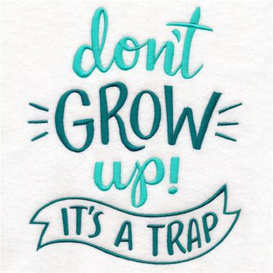 Don't Grow Up_image