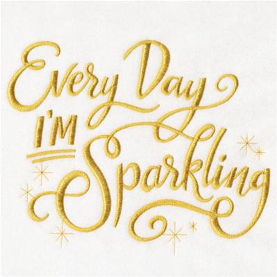 Every Day I'm Sparkling_image