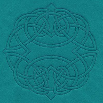 Celtic Quilting - Medallion_image