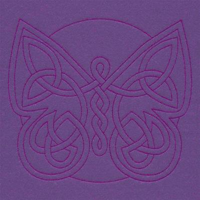 Celtic Quilting - Butterfly_image