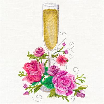 Champagne Bouquet_image