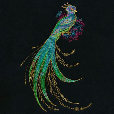 Shimmering Quetzal_image