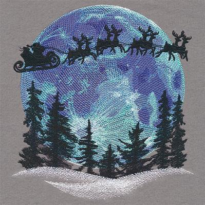 Moonlight Christmas Magic_image