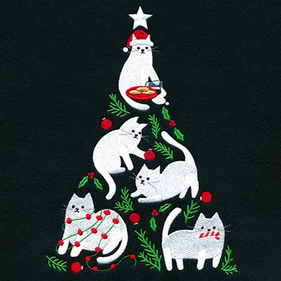 Purr-fect Christmas Tree_image