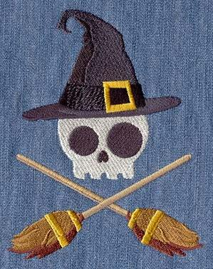 Skully Witch_image