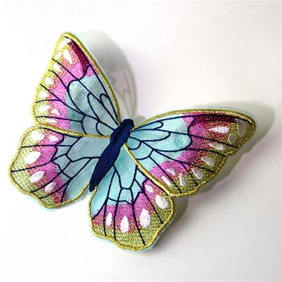 Whimsical Butterfly (Freestanding Organza)_image