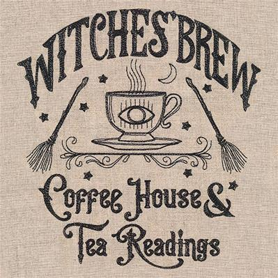 Witches' Brew Sign_image