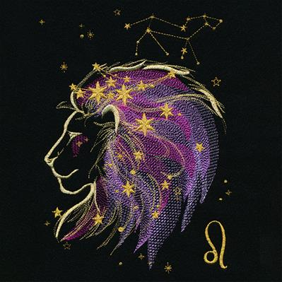 Zodiac Constellations - Leo_image