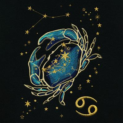 Zodiac Constellations - Cancer_image