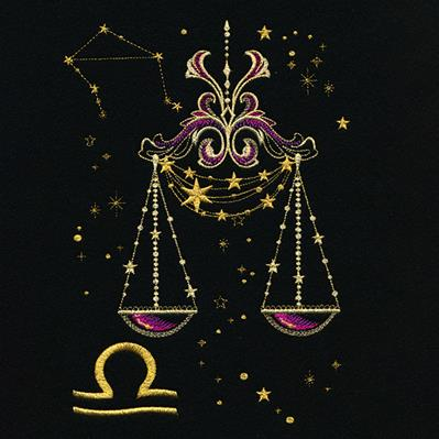 Zodiac Constellations - Libra_image