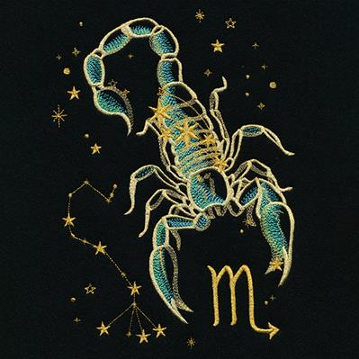 Zodiac Constellations - Scorpio_image