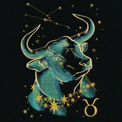 Zodiac Constellations - Taurus_image