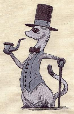 Foppish Ferret_image