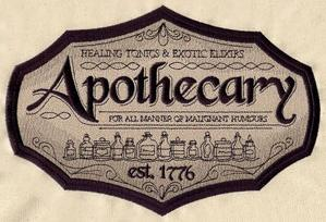 Apothecary Sign_image