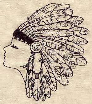 Feather Headdress_image