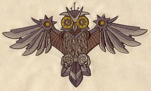 Clockwork Owl_image