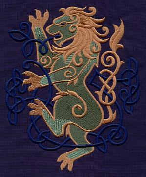 Celtic Majesty Lion_image