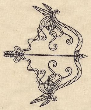 Bow and Arrow_image