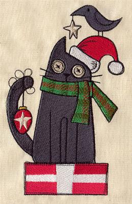Christmas Kitty_image