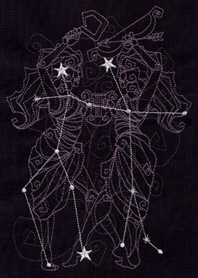 Ecliptic Constellations - Gemini_image