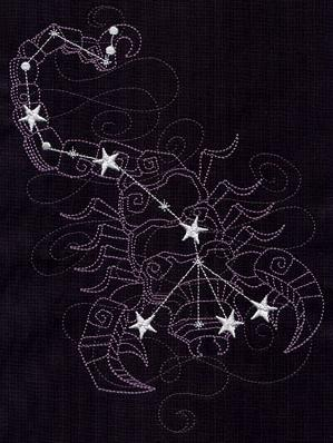 Ecliptic Constellations - Scorpio_image