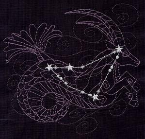 Ecliptic Constellations - Capricorn_image