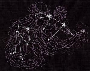 Ecliptic Constellations - Aquarius_image