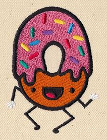 Life Is Sweet Donut_image