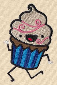 Life Is Sweet Cupcake_image