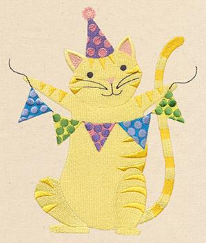 Party Kitty_image