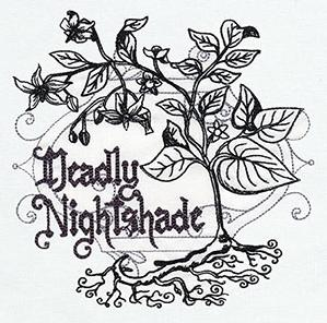 Pretty Poison - Deadly Nightshade_image