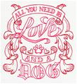 Canine Couture - Love and a Dog_image