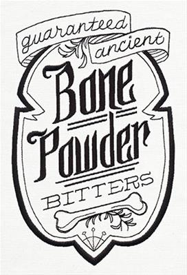 ApotheScary - Bone Powder Bitters_image