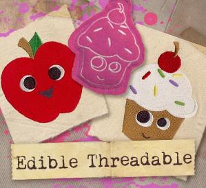Edible Threadables (Design Pack)_image