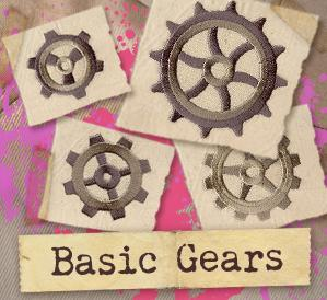 Basic Gears (Design Pack)_image