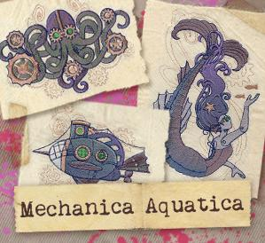 Mechanica Aquatica (Design Pack)_image