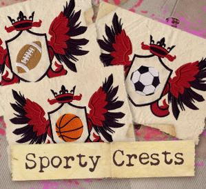 Sporty Crests (Design Pack)_image
