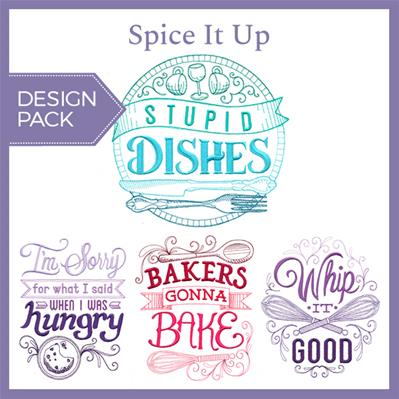 Spice It Up (Design Pack)_image