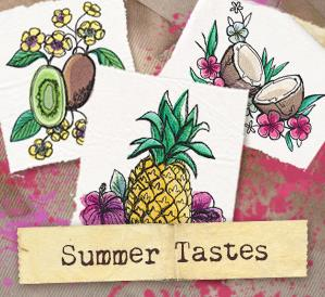 Summer Tastes (Design Pack)_image