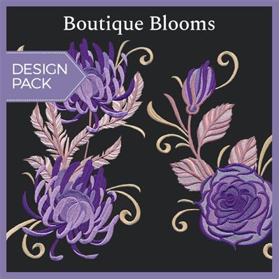 Boutique Blooms (Design Pack)_image
