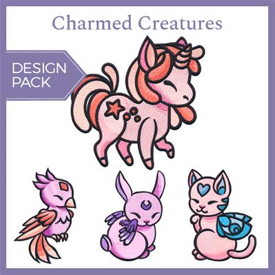 Charmed Creatures (Design Pack)_image