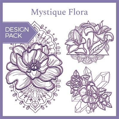 Mystique Flora (Design Pack)_image