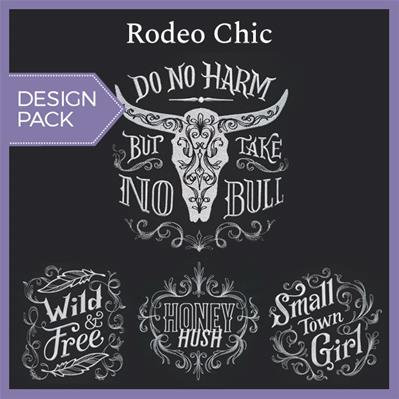 Rodeo Chic (Design Pack)_image
