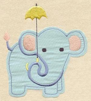 Mr. Olephant (Applique)_image