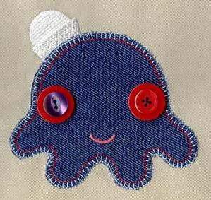 Button Buddy - Octopus (Applique)_image