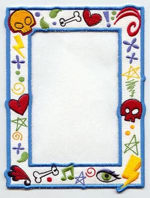 Doodle Frame (In the Hoop)_image