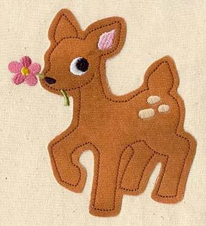 Oh Deer (Applique)_image