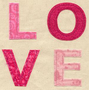 Love (Applique)_image
