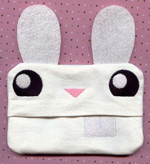 Sneezy Bunny Tissue Holder (In the Hoop)_image
